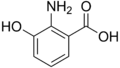 3-Hydroxyanthranilic acid.png