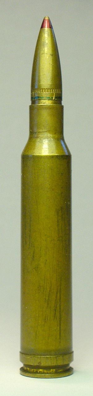 .308 Norma Magnum - Image: 308 Norma Magnum