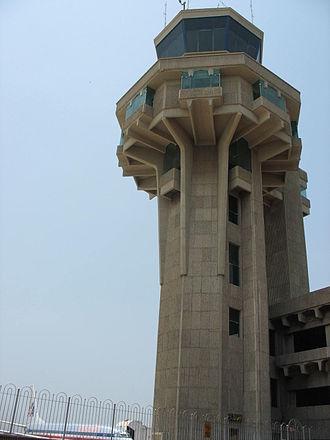 Ernesto Cortissoz International Airport - Control tower