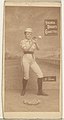 3rd Base, from the Girl Baseball Players series (N48, Type 2) for Virginia Brights Cigarettes MET DP827395.jpg