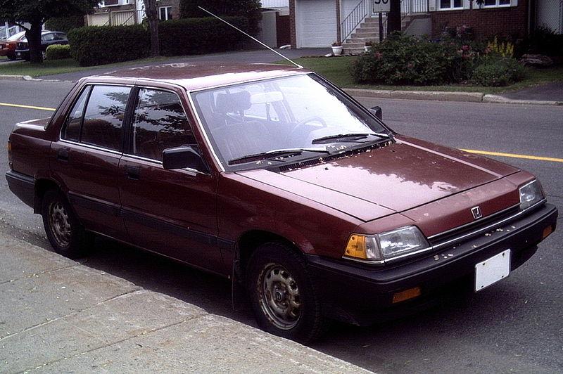 3rd Generation 1984 1987 Honda Civic Blog