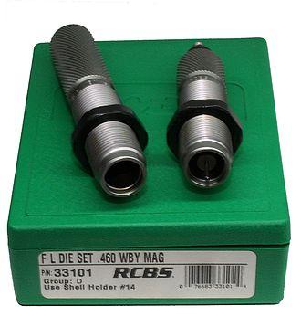 .460 Weatherby Magnum - 460 Weatherby Magnum dies by RCBS.