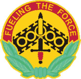 49th Quartermaster Group - Image: 49 QM GRP DUI