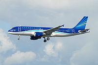 4K-AZ77 - A320 - Azerbaijan Airlines