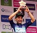 4 Etapa-Vuelta a Colombia 2018-Ciclista Walter Pedraza Ganador Etapa.jpg