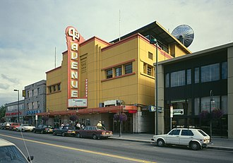 National Register of Historic Places listings in Alaska - Fourth Avenue Theatre, in Anchorage