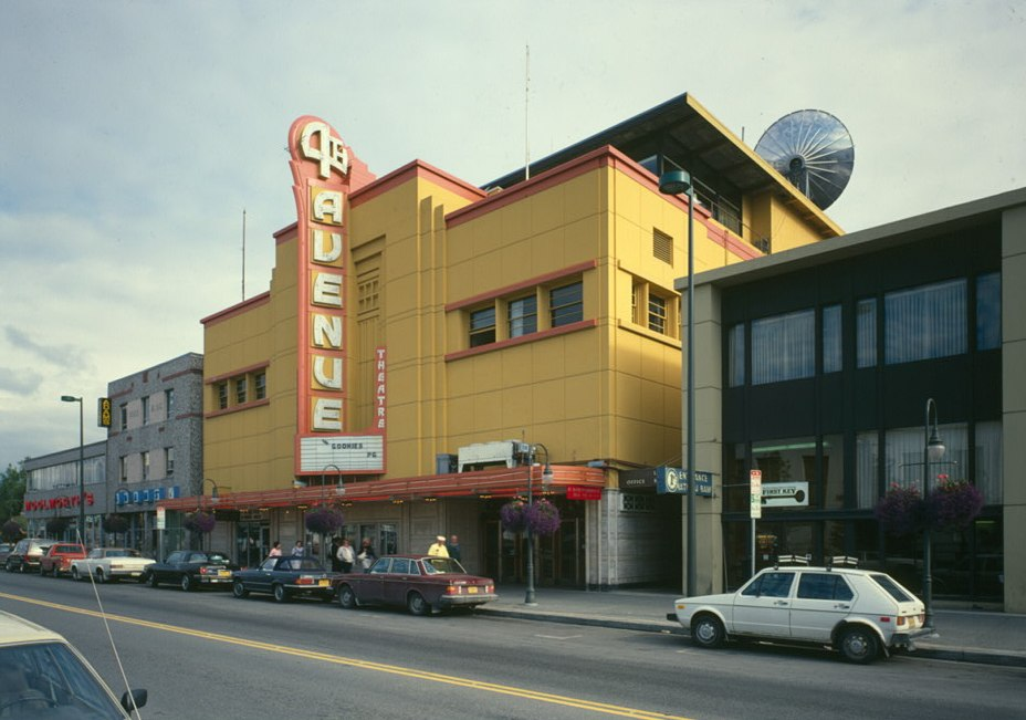 4th Avenue Theater color