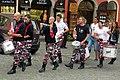 5.9.15 Drummers inm Cesky Krumlov 02 (21189128666).jpg