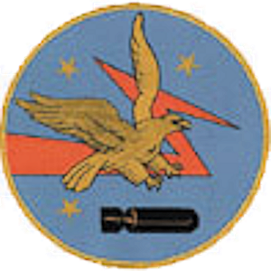 526th Bombardment Squadron - World War II squadron emblem