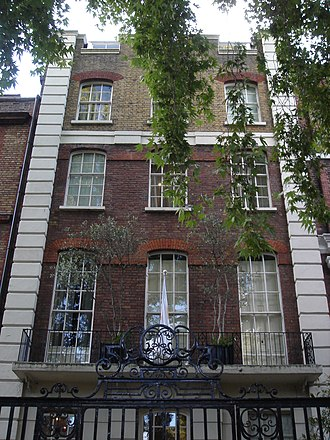 5 Cheyne Walk - Image: 5 Cheyne Walk London 03