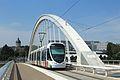 6,05. (pont Confluences) Citadis n°1007 (tram Angers) (3) par Cramos.JPG