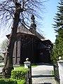 615982 małopolskie gm Michałowice Więcławice Stare kościół 3.JPG
