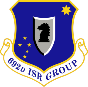 692d Intelligence, Surveillance and Reconnaissance Group - 692d Intelligence, Surveillance and Reconnaissance Group emblem