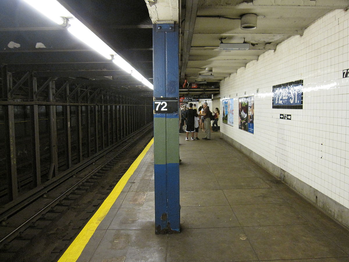 72nd Street (IND Eighth Avenue Line)
