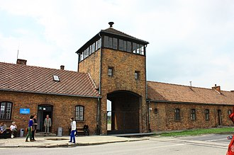 Vrba–Wetzler report - Auschwitz II-Birkenau in 2012