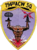 794th Aircraft Control and Warning Squadron - Emblem.png