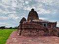 7th century Sangameshwara Temple, Alampur, Telangana India - 53.jpg