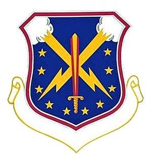 831st Air Division - Image: 831stad emblem
