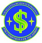 97 Comptroller Squadron emblem.png