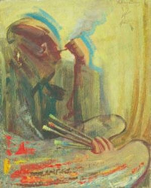 Arnold Franz Brasz - A. Franz Brasz by contemporary Jay Meuser