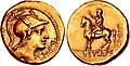 A. Manlius A.f., aureus, 80 BC, RRC 381-1a.jpg