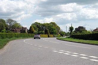 Hailsham - A271 from Hailsham, East Sussex