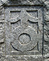AB Kolms emblem (RAÄ-nr Berg 5-1) 0914.jpg