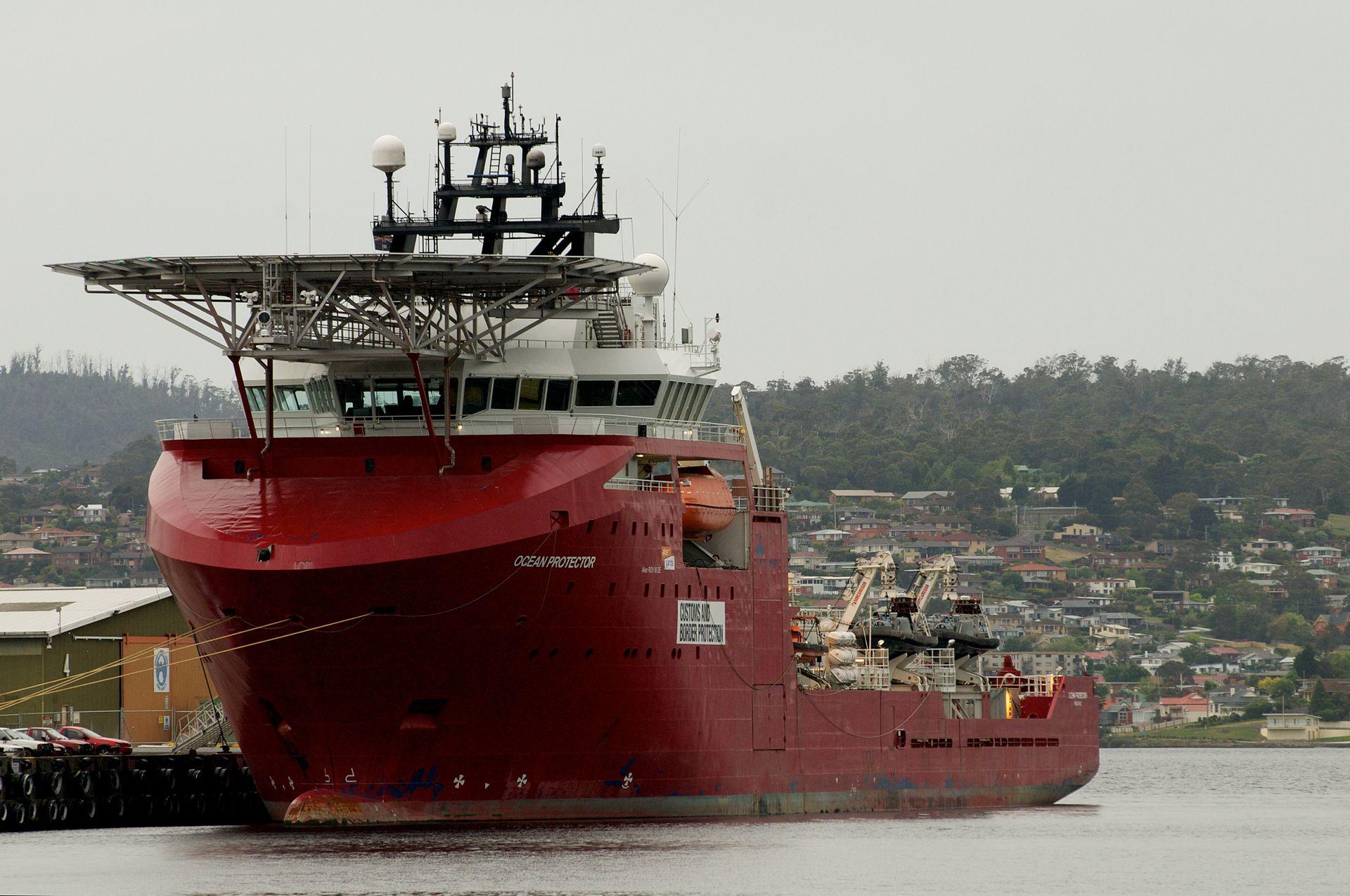 Ocean Protector (schip, 2007) - Wikipedia