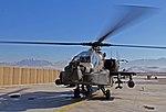 AH-64D, 1st Air Cavalry Brigade, Camp Marmal in Mazar-e Sharif, Afghanistan, 2012.jpg