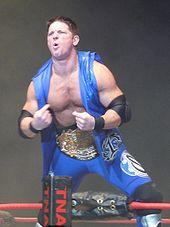 A.J. Styles, Campeón Mundial Peso Pesado de la TNA.
