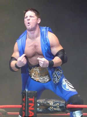 Triple Crown (professional wrestling) - A.J. Styles – the first TNA Triple Crown winner