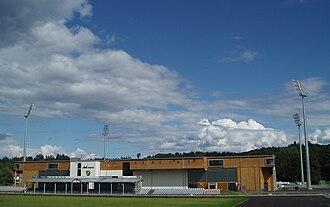 2013 Tippeligaen - Image: AKA Arena