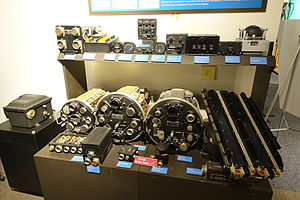 Doppler radar - AN/APN-81 Doppler radar navigation system, mid-1950s