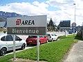 AREA Bienvenue (A41 Aix nord).JPG