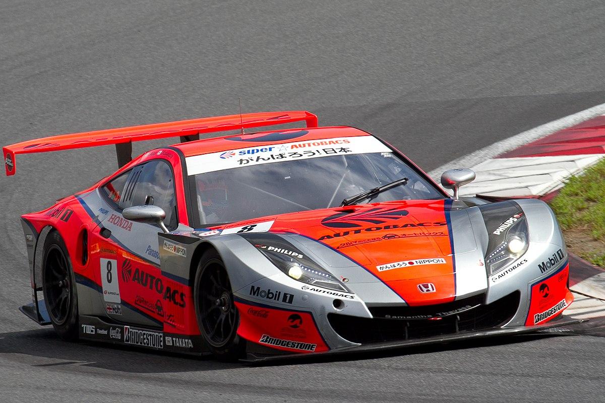 Takashi Kobayashi (racing driver) - Wikipedia