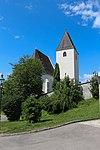 AT-29762 Kath. Pfarrkirche hl. Mauritius und Friedhof, Kasten, Böheimkirchen 03.jpg
