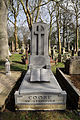 A Cooke memorial at City of London Cemetery and Crematorium 02.jpg