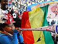A Ghanaian Fan Blasts the Vuvuzela.jpg
