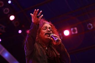 Hariharan (singer) - Hariharan at a concert