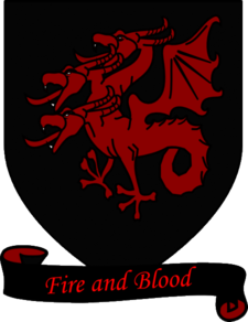 Coat of arms of House Targaryen Three dragons.png