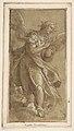 A Standing Angel and two Cherubs MET DP812241.jpg