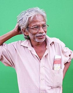 A. Ayyappan Indian poet