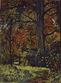 A forest in autumn, by Frits Maris.jpg