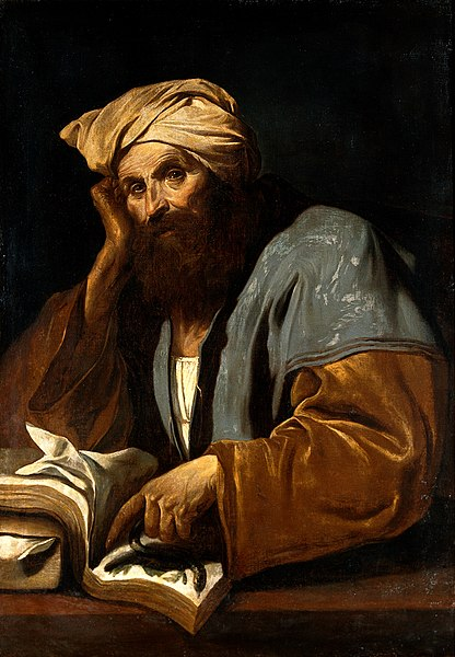 File:A man of learning (Avicenna?). Oil painting by a Ne Wellcome V0017691.jpg