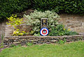 A memorial in the village of Millthorpe, Derbyshire - geograph.org.uk - 468666.jpg