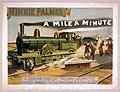 A mile a minute LCCN2014636084.jpg