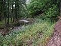 A stream near the Brecklach Hill - geograph.org.uk - 1135425.jpg