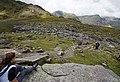 A welcome rest at Llyn Bochlwyd - geograph.org.uk - 1242233.jpg