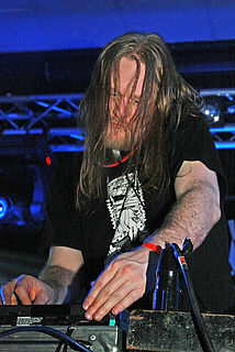 Venetian Snares Canadian electronic musician