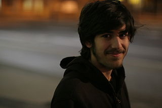 Aaron Swartz - Image sous licence CC : By-Sa